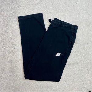 Nike Black Sportswear Club Fleece Sweatpants M